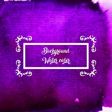 abstract background violet grunge watercolor design