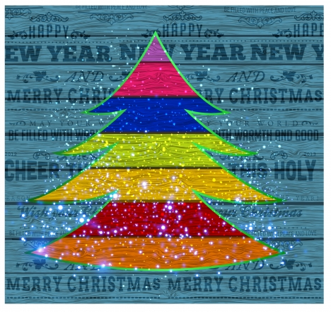 Christmas poster template vectors stock for free download about – Christmas Poster Template