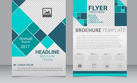 Brochure Design Templates Vectors Stock For Free Download About 544
