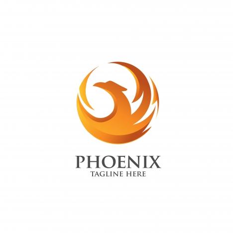 Sensational Best Phoenix Logo Concept Luxury Phoenix Consulting Element Interior Design Ideas Inesswwsoteloinfo