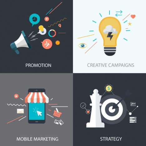 elements of marketing concepts The concept of marketing is the idea behind your marketing planmarketing as an act itself includes the actions performed to marketyour company, from advertising, to brand building, to web design .