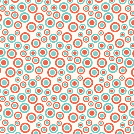 circle pattern background