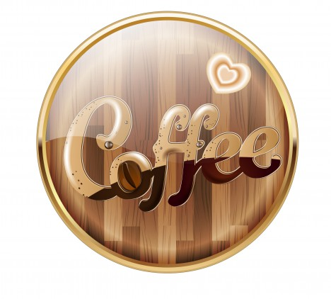 coffee app icons badge