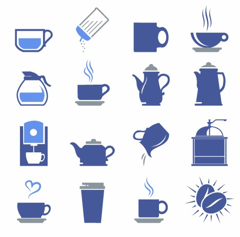 Coffee Shop Icons