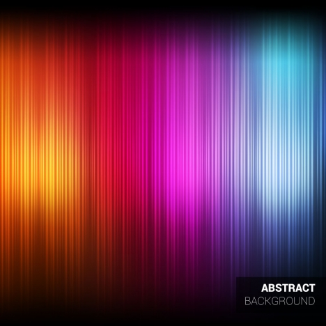 colorful abstract lights background psdgraphics colorful light abstract background vectors stock in format 515