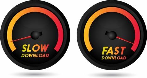 dowload speed icons black speedometer design