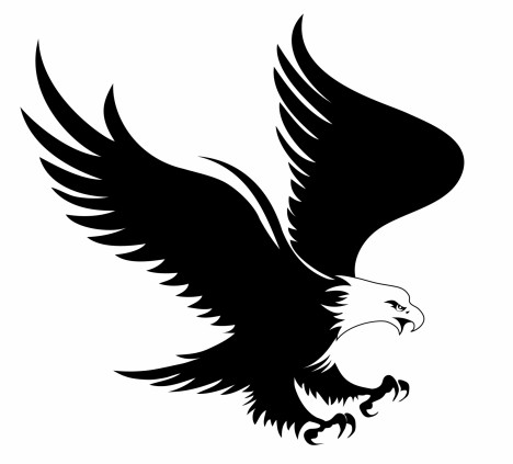 Eagle vectors stock in format for free download 322.57KB
