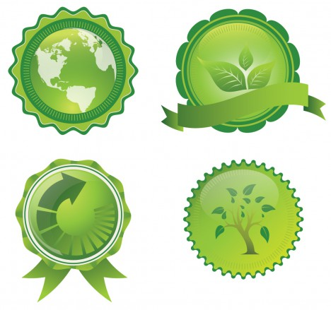 Earth Conservation Badges and Seals