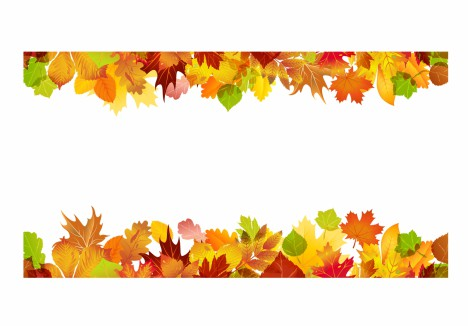 Fall Border vectors stock in format for free download 5.30MB