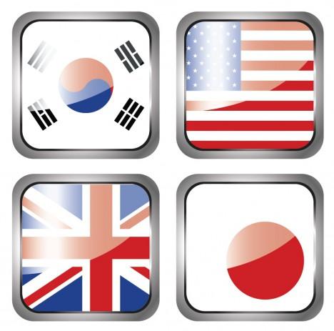 Flag badge