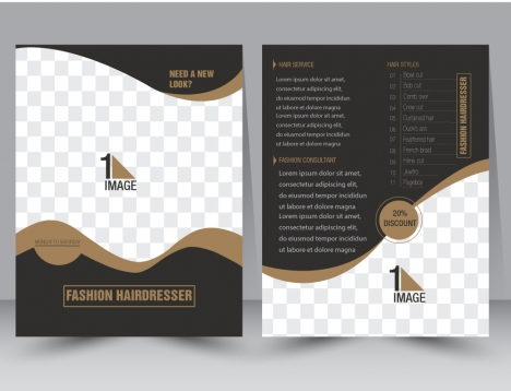 Company Flyer Template Vectors Stock For Free Download About 32