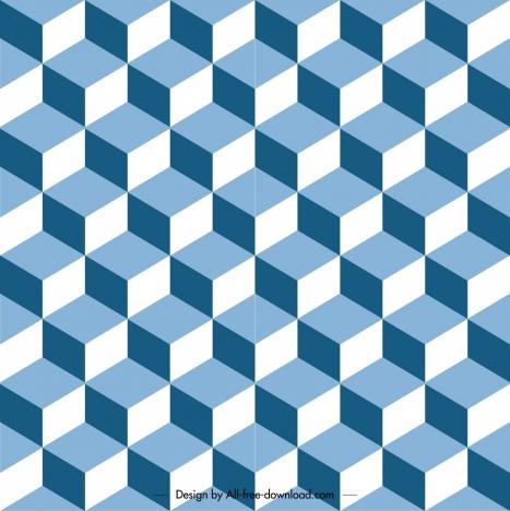 geometric pattern template delusion symmetrical design