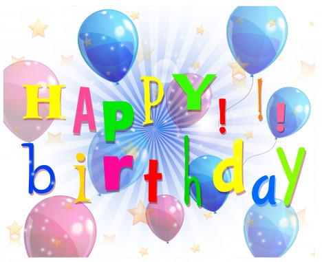 Happy Birthday Background Vectors Stock In Format For Free