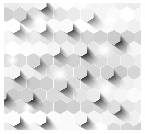 Hexagon 3d Background Vectors Stock In Format For Free
