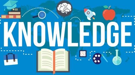 knowledge background education design elements decor