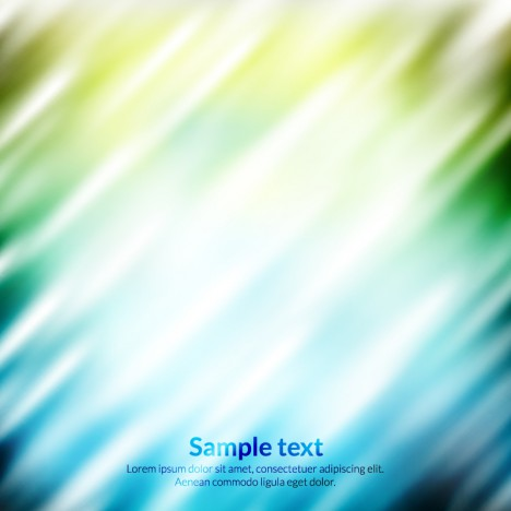 light and gradient abstract background