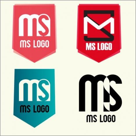 logo design ms logo design