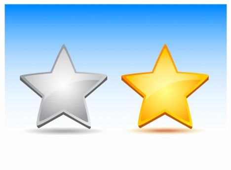 Rating Star Icons