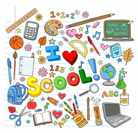 School Classroom Supplies