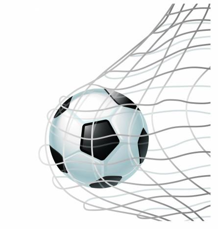 Soccer ball vector art