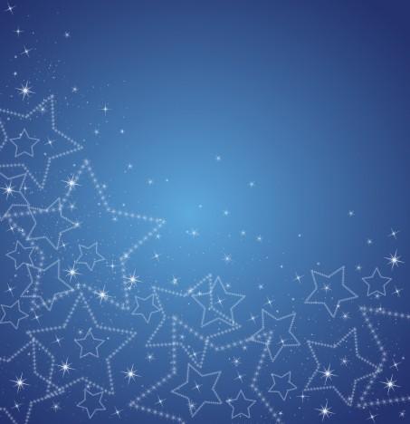 Sparkle star background