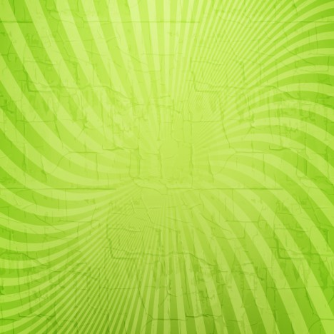spiral ray green grunge background
