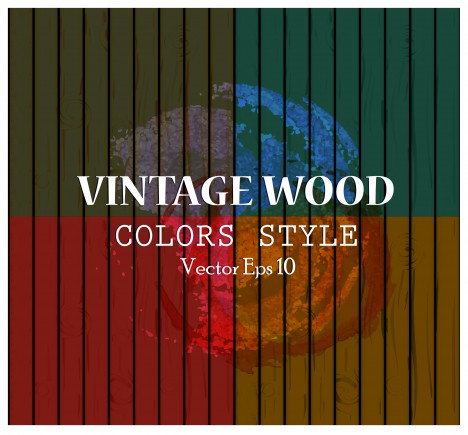 vintage grunge wood background