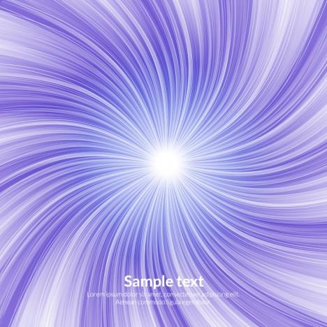 violet spiral light burst abstract background