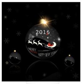 2016 christmas ball