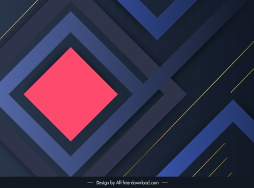 abstract background dark flat geometric decor