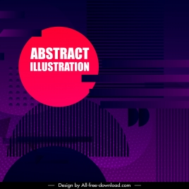 abstract background dark violet decor technology design