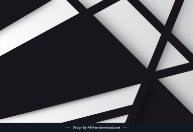 abstract background modern back white geometric decor