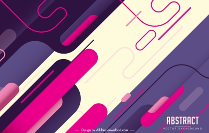 abstract background modern colored flat dynamic decor