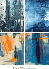 abstract background templates dark grunge surface decor