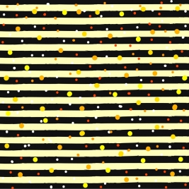 abstract background yellow dots horizontal stripes decor