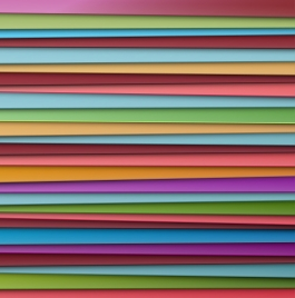 abstract textile background colorful horizontal stripes