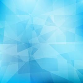 aqua geometry abstract background