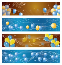 Balloon Banners