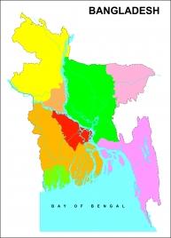 bangladesh map vector file