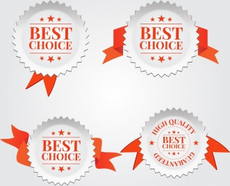 best choice stamps collection serrated circles design