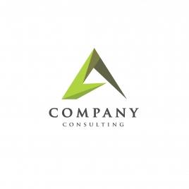 best letter a logo concept