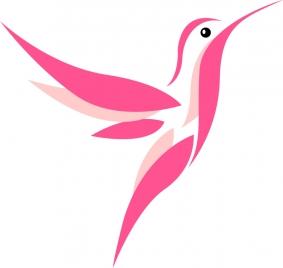 bird logo vector design