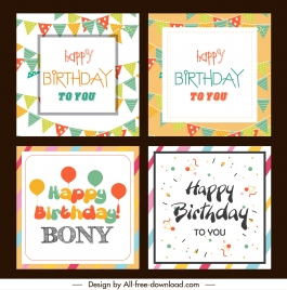 birthday card templates eventful balloon confetti ribbon decor