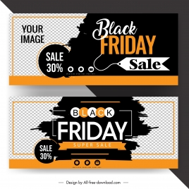 black friday poster template checkered grunge decor