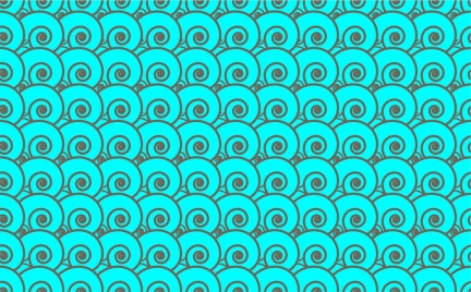 blue curves background abstract seamless design