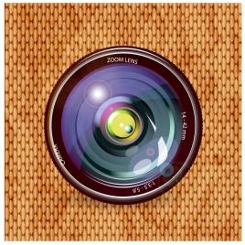 camera len