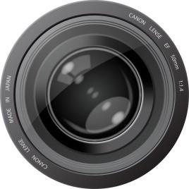 Canon lense