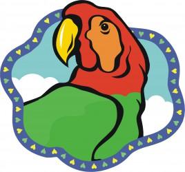 Caribbean Parrot