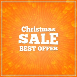 christmas sale offer