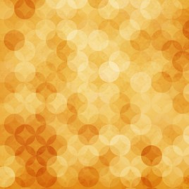 circle orange abstract background